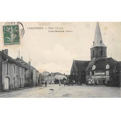 CHALINDREY - Place Carnot -...