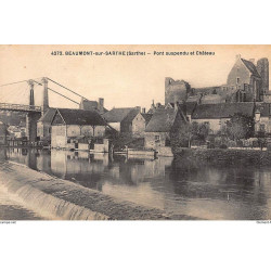DOURDAN : carte photo rue...