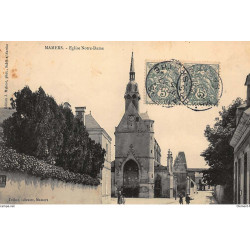 MAMERS : eglise notre-dame...