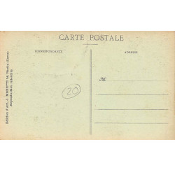 FOURGES : vue generale -...