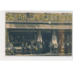 CARCASSONNE : grand magasin...