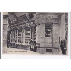SISTERON - CARTE PHOTO Café...