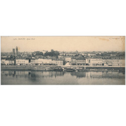 BIARRITZ : carte photo d'un...