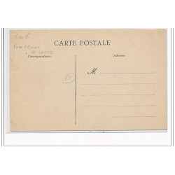 MEDAN : carte photo - tres...