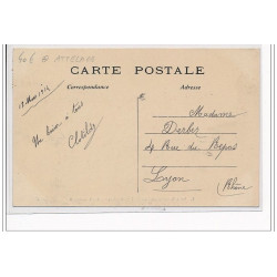 WOINCOURT : carte photo...