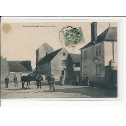 BLOTZHEIM : carte photo...