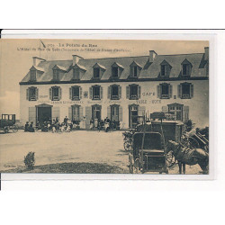 LUCHON : carte photo de...
