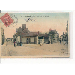 CONTRES : Rond-point, Rue...