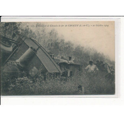 CAILLY : carte photo des...