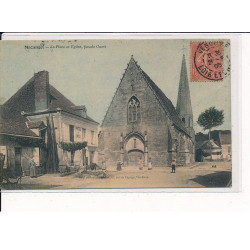 HARFLEUR : carte photo du...
