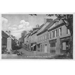 ANDEVILLE : rue...