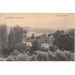 LE TEILLEUL : carte photo...