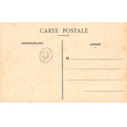 ROUEN : carte photo d'homme...
