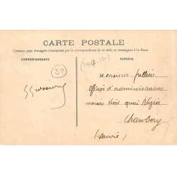 LE TREPORT : carte photo -...