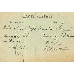 MORLANCOURT : carte photo...