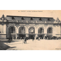 Carte photo de Pierre Loti...