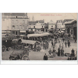 GRAND ADELY : le marché -...