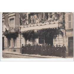 SAINT OUEN : carte photo de...