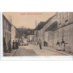 TAVERNY : carte photo de...