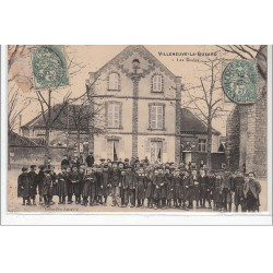 HOUILLES : carte photo de...