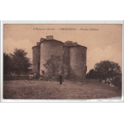 YERRES : carte photo d'un...