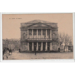 ROUEN : carte photo de...