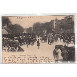 SAINT OUEN : carte photo du...