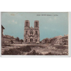 GEMEAUX : carte photo de...