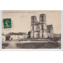 LE RAINCY : carte photo...