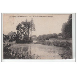 RETHEL : carte photo de la...