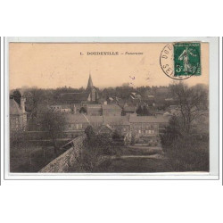 TROUVILLE : carte photo de...