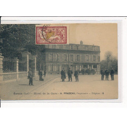 AUBERVILLIERS : carte photo...