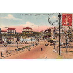 NARBONNE - Boulevard...