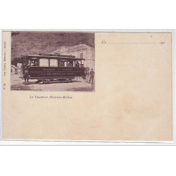le tramway MOUTIERS -...