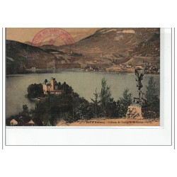 ANNECY - Lac d'Annecy -...