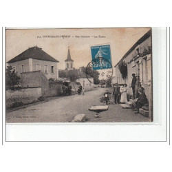 COURCELLES-FREMOY - Rue...