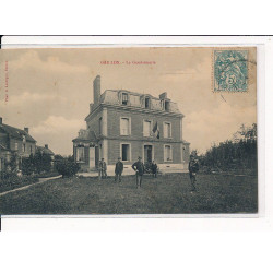 LE QUESNOY : carte photo...