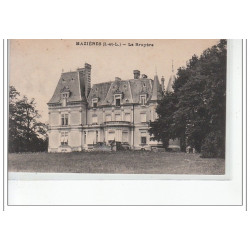 MONTAIGUET : chateau du...
