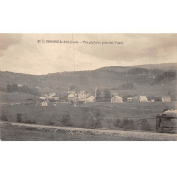 LONGWY : carte photo de la...
