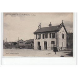 MARCILLY  - La mairie -...