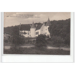 CHAUSSY : carte photo du...