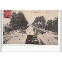 FOURCHAMBAULT - Le Canal -...
