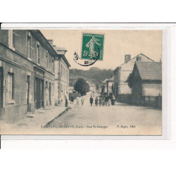 ROMILLY-sur-ANDELLE : Rue...