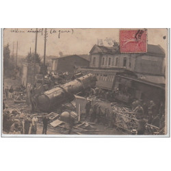 AILLY SUR SOMME : carte...