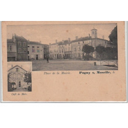 PAGNY SUR MOSELLE : place...