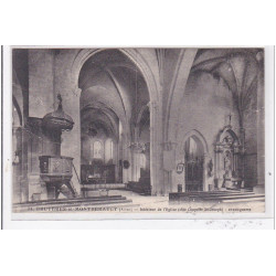 EPERNAY :carte photo de...