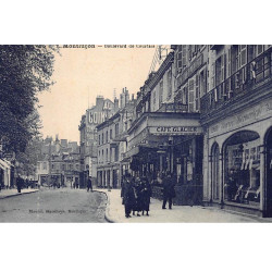 MALESHERBES : carte photo...
