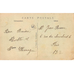 SAINT DENIS : CARTE PHOTO...
