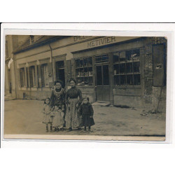 MOULINS : carte photo d'un...