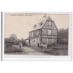 LE MESNIL-MAUGER : chalet...